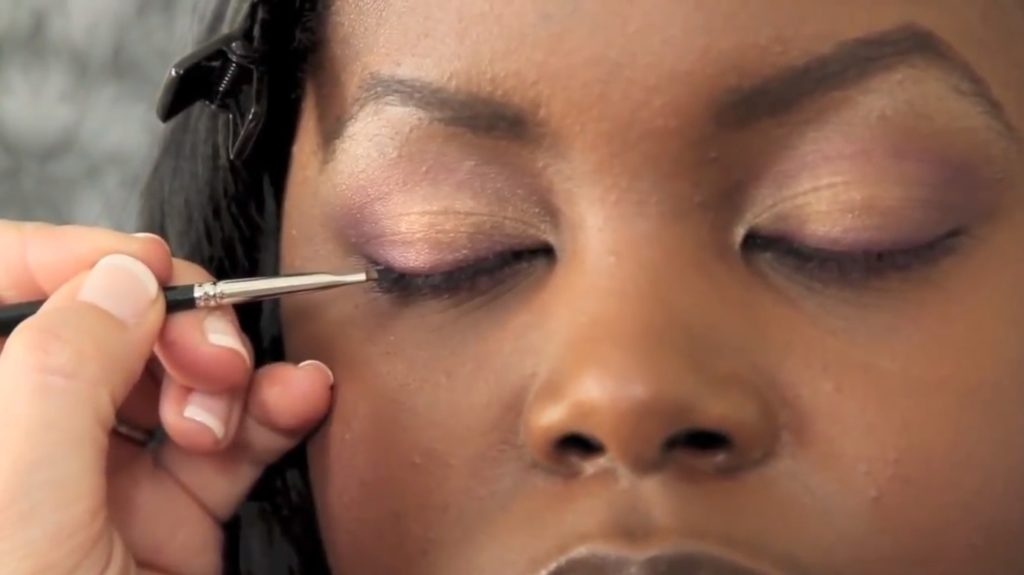 African American Eye Shadow