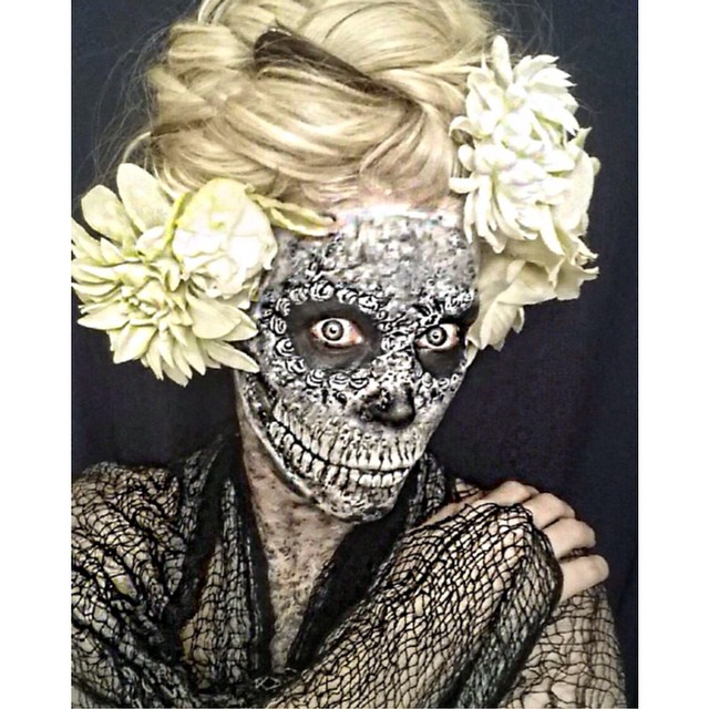 Kittie Lombardo Body Paint Artist