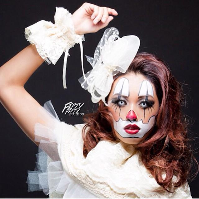 Kittie Lombardo Body Paint Artist Avantgarde