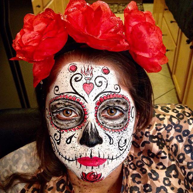 Kittie Lombardo Facepaint Artist