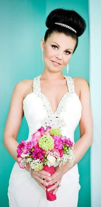 Francesca Lombardo Bridal Makeup