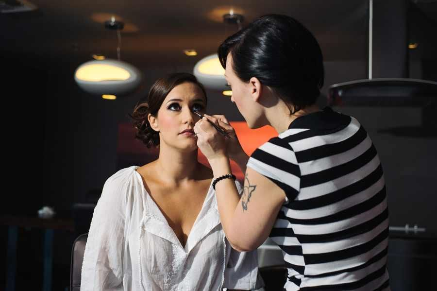 On Location Bridal Makeup
